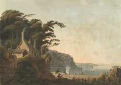 View of Cottage near Ryde